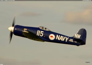 F-AZXJ / Hawker Sea Fury FB11