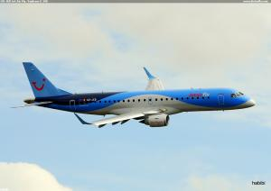 OO-JEB Jet Air Fly /Embraer E-190